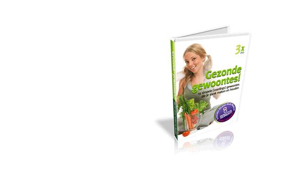 Gezonde Gewoontes - Jesse van der Velde